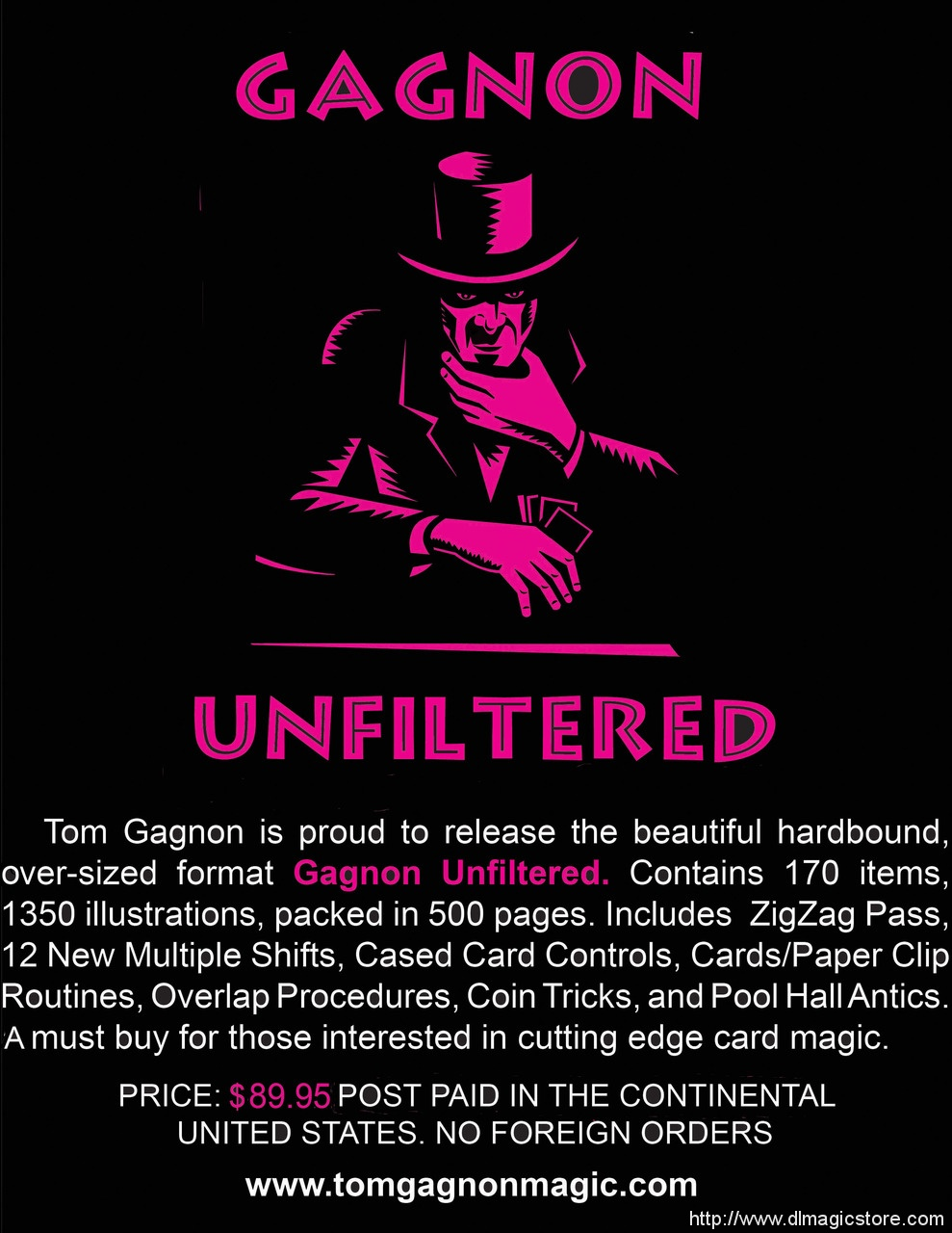 Gagnon Unfiltered by Tom Gagnon (PDF)