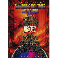 Gambling Routines with Cards by World's Greatest Magic