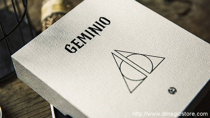 Geminio by TCC (Gimmick Not Included)