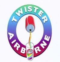 Twister Airborne by George Iglesias
