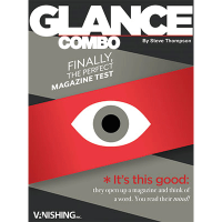 Glance Combo ( 1 Magazines ) by Steve Thompson