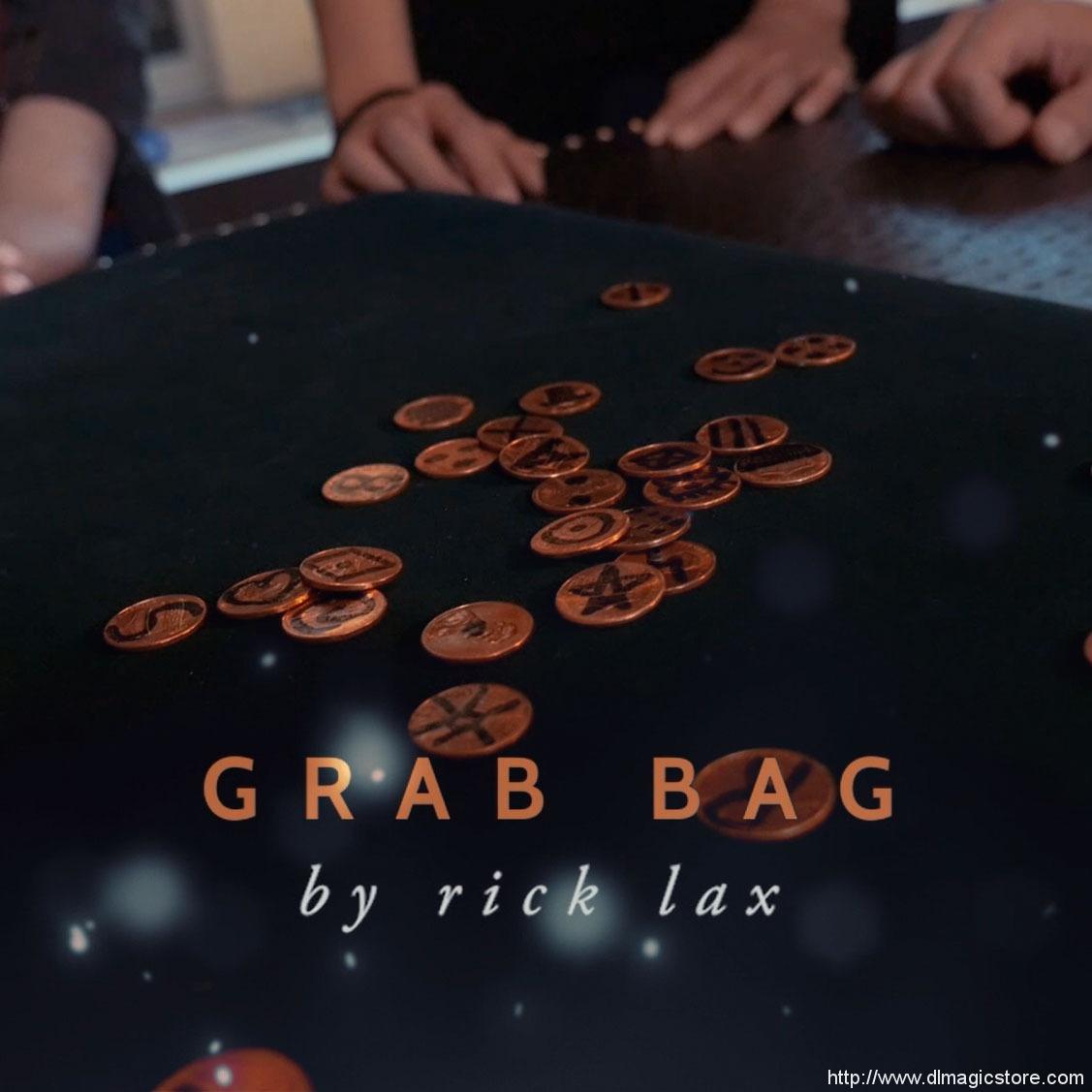Grab Bag by Rick Lax