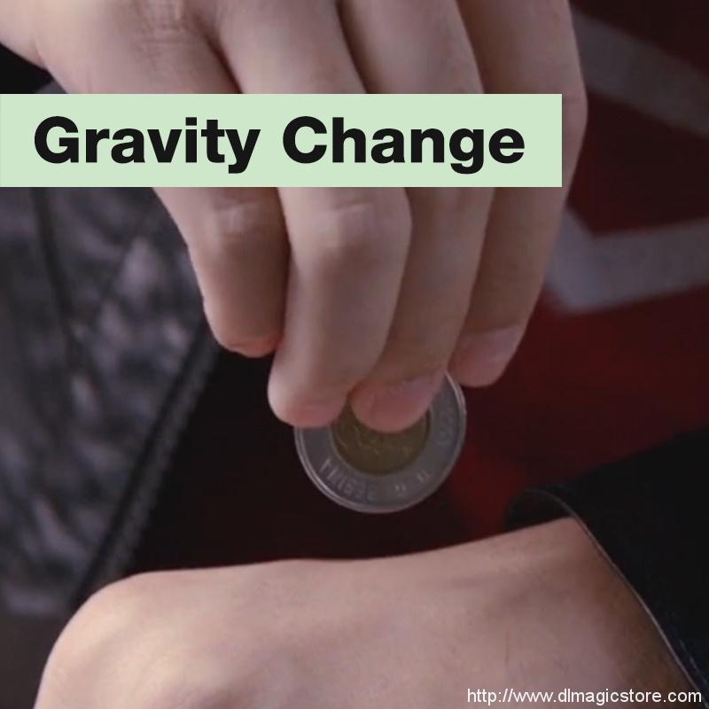 Gravity Change by SansMinds