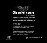 Greenseer by Bill Cheung