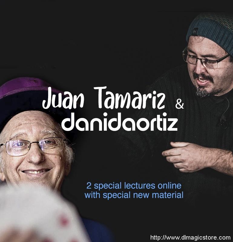 GrupoKaps Zoom Lecture by Juan Tamariz (May 16th, 2020)