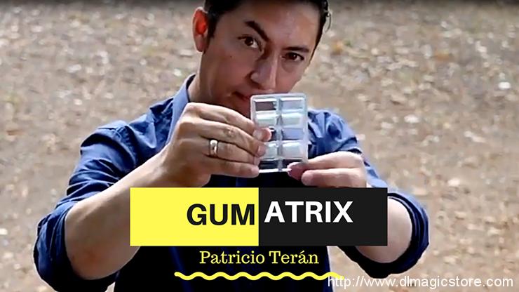 Gumatrix by Patricio Terán