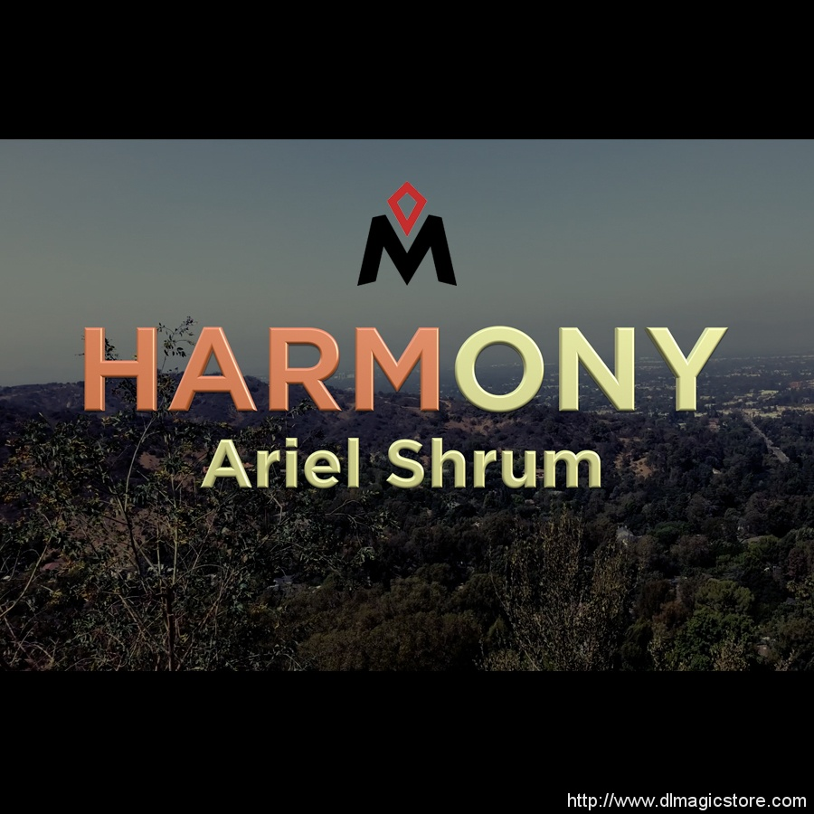 HARMONY by Ariel Shrum (Instant Download)