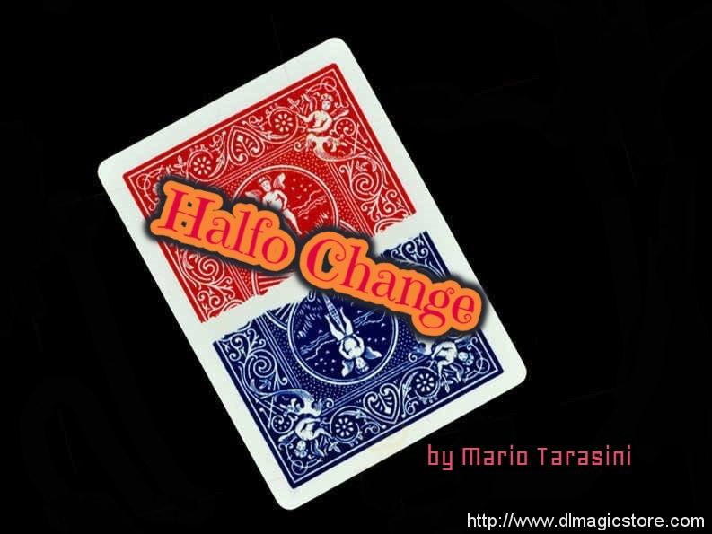 Halfo Change by Mario Tarasini (Instant Download)