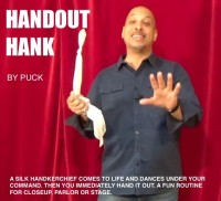 Handout Hank by Puck (Instant Download)