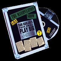 Harlan The Manipulation Show by Dan Harlan