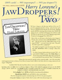 Harry Lorayne – Jaw Droppers Two (limited edition)