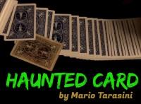 Haunted Card by Mario Tarasini (Instant Download)