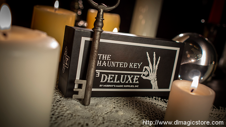 Haunted Key Deluxe by Murphy's Magic