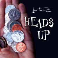 Heads Up by Juan Tamariz presented by Dan Harlan (Instant Download)
