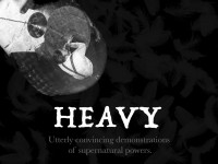 Heavy by Luke Jermay – Utterly Convincing Demonstrations Of Supernatural Powers