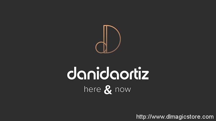 Here & Now (4 DVD Set) by Dani DaOrtiz
