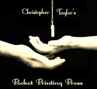 Hero and Pocket Printing Press By Christopher Taylor