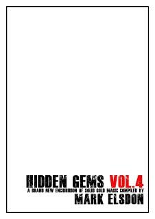 Hidden gems Volume 4 by Mark Elsdon
