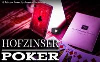 Hofzinser poker by Jeremy Hanrahan
