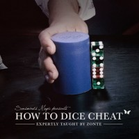 How To Dice Cheat by Zonte Armada 3 Volumes Set