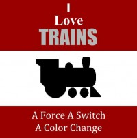 I Love Trains By Joshua Burch (Instant Download)