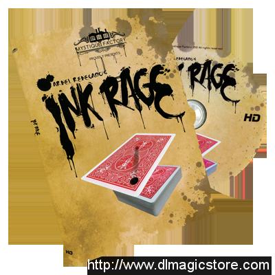 INKRage by Arnel Renegado and Mystique Factory