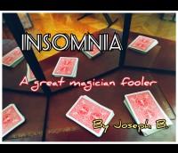 INSOMNIA by Joseph B.