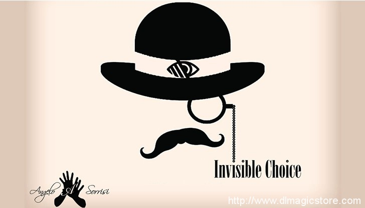 INVISIBLE CHOICE by Angelo Sorrisi