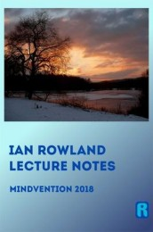 Ian Rowland – Lecture Notes Mindvention 2018