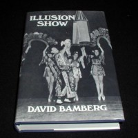 Illusion Show by David Bamberg, Fu-Manchu