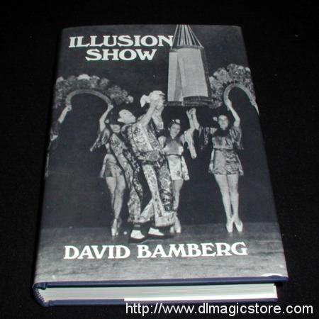 Illusion Show by David Bamberg, Fu-Manchu