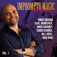 Vinny Grosso – Impromptu Magic Project Volume 1 (Instant Download)
