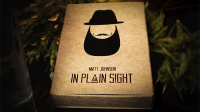 In Plain Sight by Matt Johnson (Gimmick Not Included)