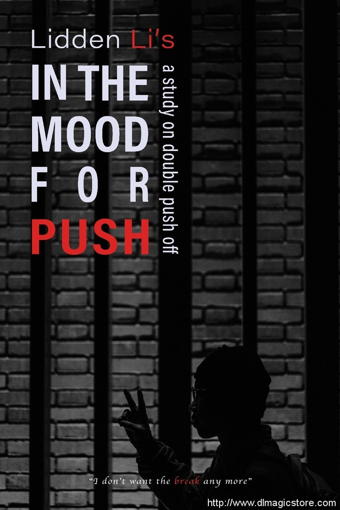 In The Mood For Push by Lidden Li
