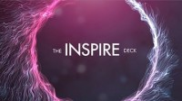 Inspire Deck by Morgan Strebler and SansMinds Creative Lab (Gimmick Not Included)