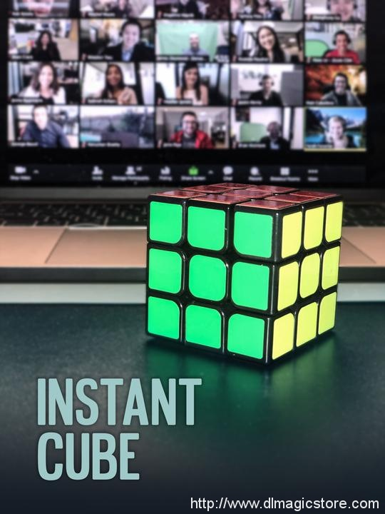 Instant Cube by Bakore Magic