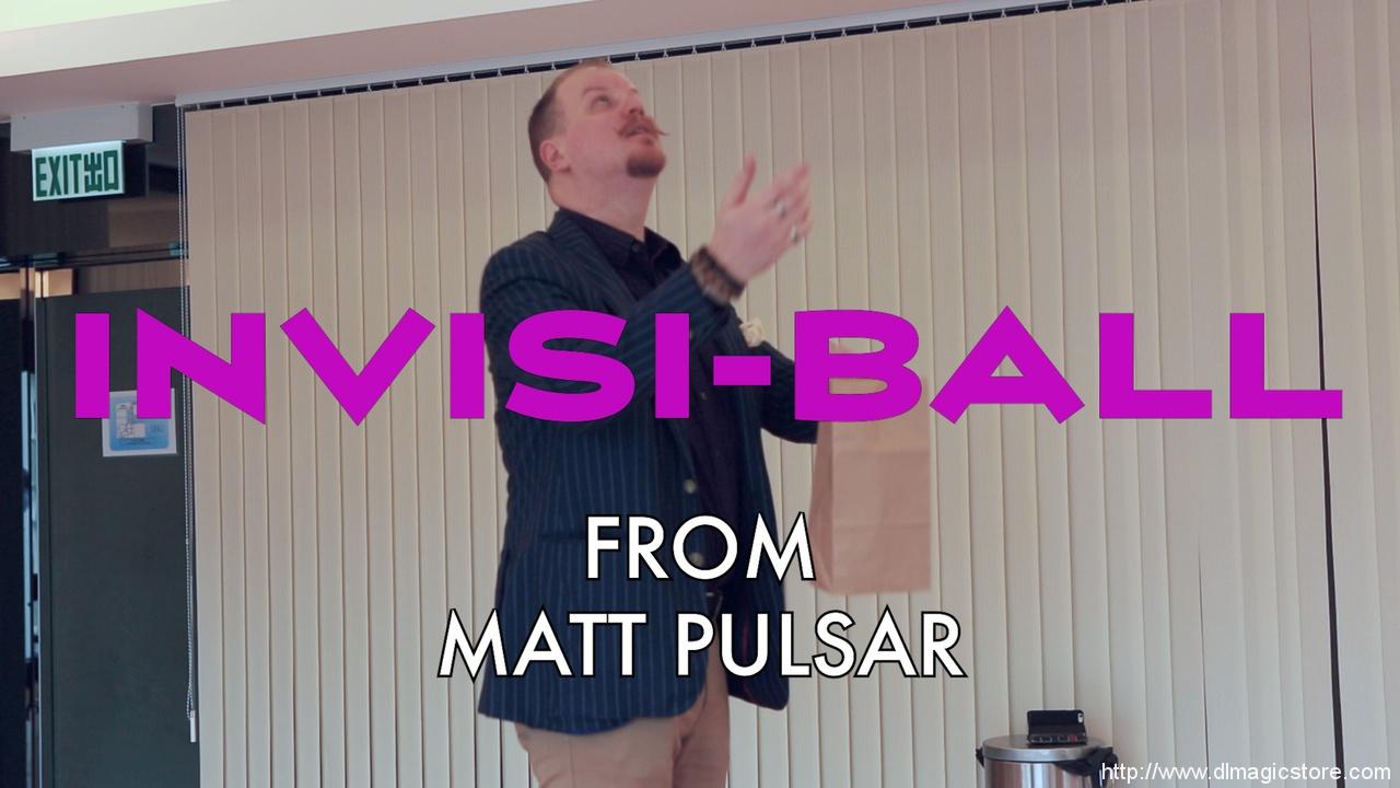 Invisi-Ball by Matt Pulsar