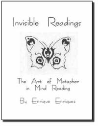 Invisible Readings by Enrique Enriquez