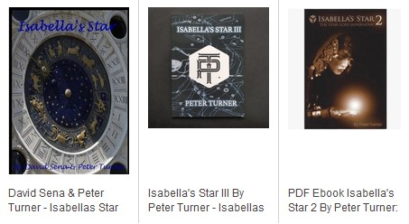 Isabella's Star 1-3 by Peter Turner – Isabellas Star I – III