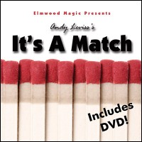 It's A Match 2.0 by Andy Leviss (Gimmicks Not Included)