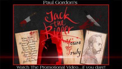 Jack The Ripper by Paul Gordon