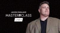 Jason England: Masterclass: Live  Live lecture by Jason England