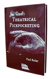 Jim Ravel's Theatrical Pick Pocketing By Jim Ravel (Instant Download)