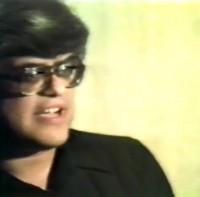 John Mendoza – 1982 년 영국 강연