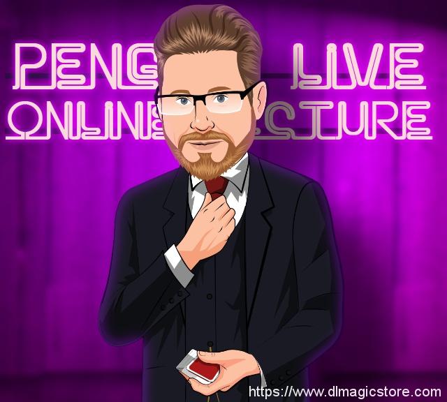 Jon Armstrong LIVE 3 (Penguin LIVE)