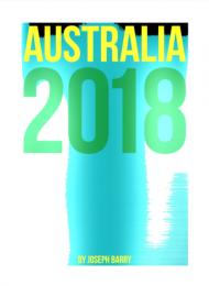 Joseph Barry – Australia 2018 lecture notes