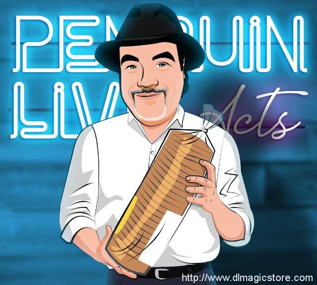 Juan Luis Rubiales LIVE ACT (Penguin LIVE)
