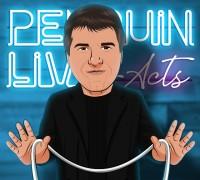 Juan Pablo LIVE ACT (Penguin LIVE)