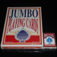 Jumbo Shrinking Card Case by David Merry