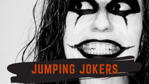 Jumping Jokers by Adam Wilber